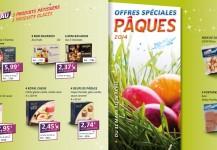 4 pages – Promotions Pâques