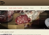 Site web «Les Roches Blanches»